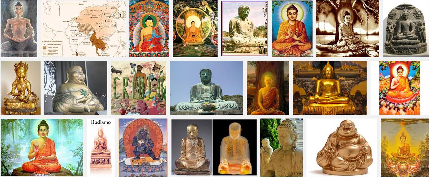 Evolução Histórica do Budismo