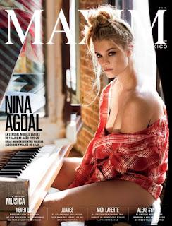 Maxim Mexico – Septiembre 2017