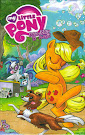 MLP Friendship is Magic #1 Comic Cover B Variant