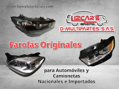 Farolas Originales para Carro
