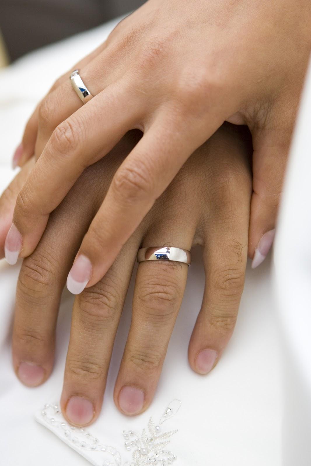 жена вернула обручальное кольцо