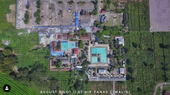 Tiket Masuk Ciwalini Hot Spring & Cottage Ciwidey Bandung