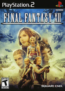 Carátula del videojuego Final Fantasy XII PlayStation 2, 2006