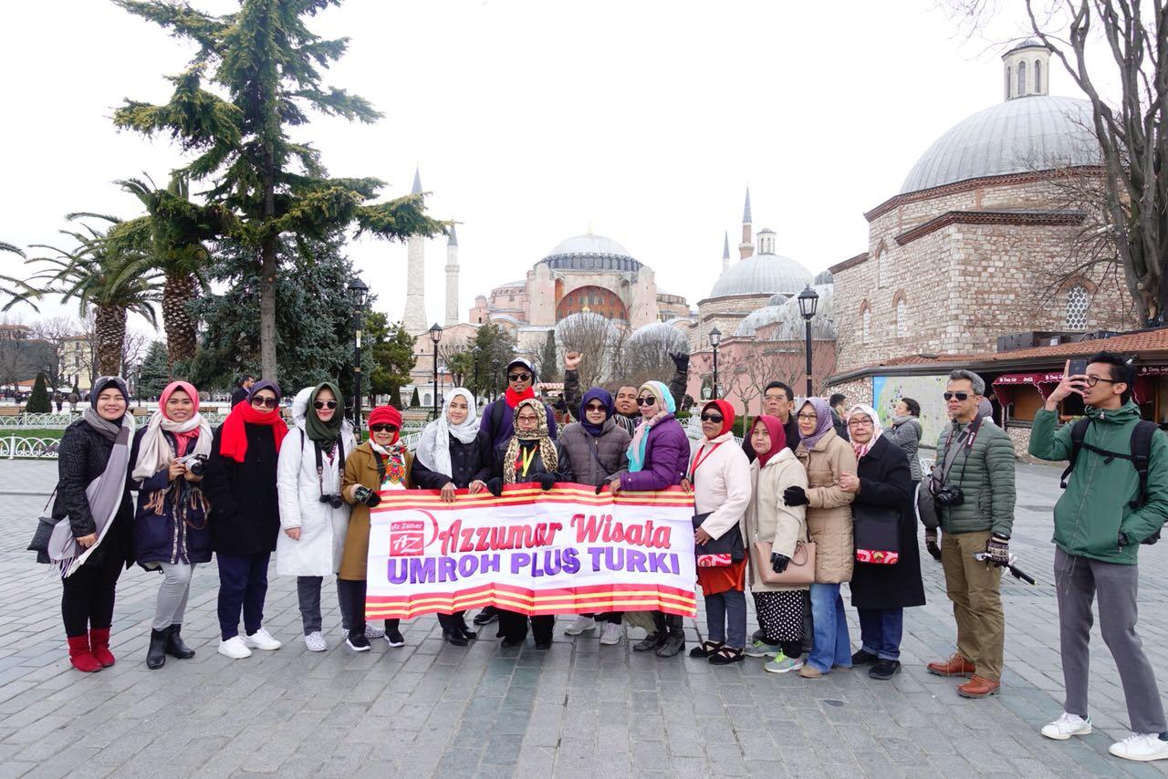 galeri umroh turki Permata Azzumar