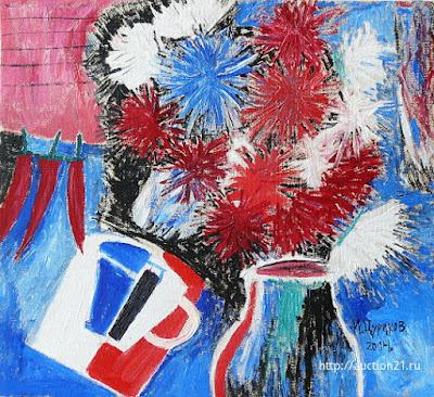 Современная живопись - Русский брэнд - Арт коллекции Современного искусства