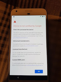 If Your Device is Not Certified by Google, Apps Won't Run