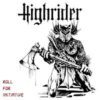 "Ο δίσκος των Highrider ""Roll for Initiative"""