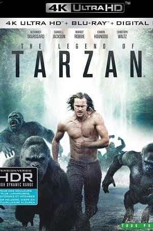 A Lenda de Tarzan - 4K ULTRA HD Torrent