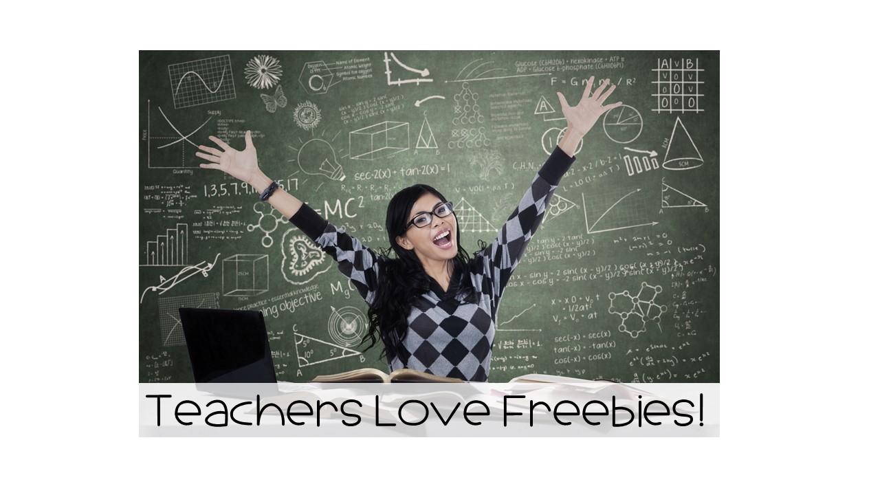 freebies, free, teachers pay teachers, FEATURED