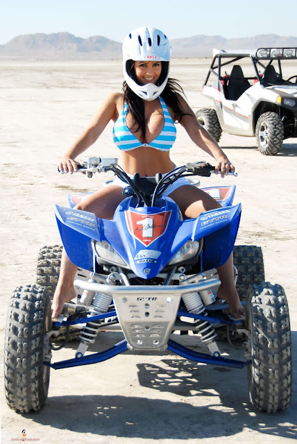 Denise Milani ATV hot and sexy Photoshoot picture 2