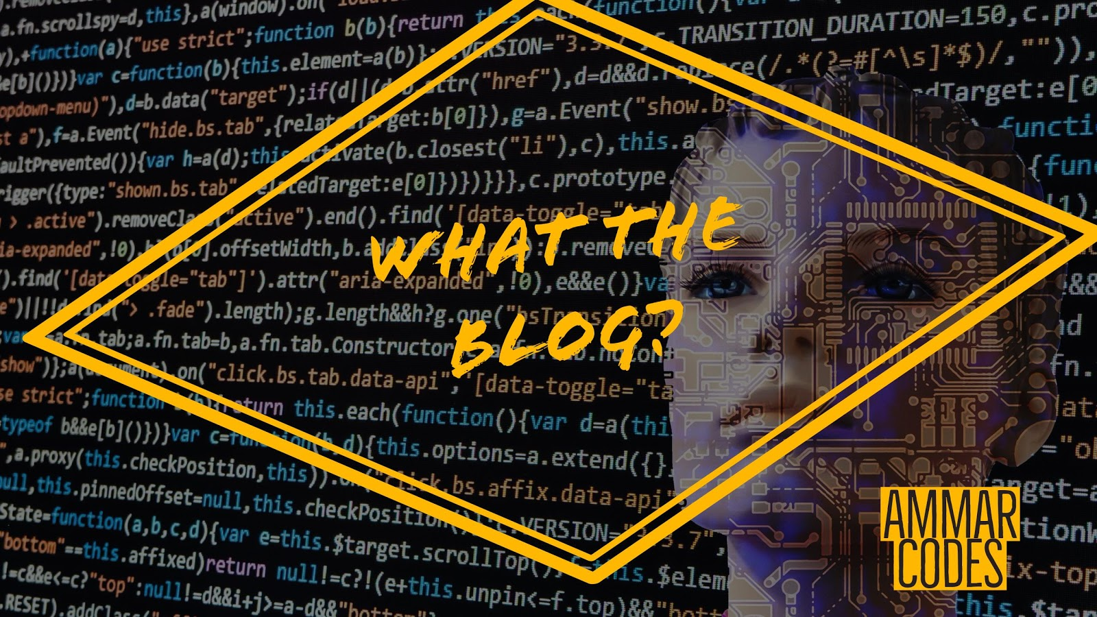What The Blog Cover
