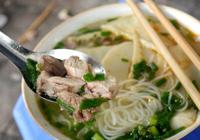 Wonderful Hanoi dishes for Gourmets 2