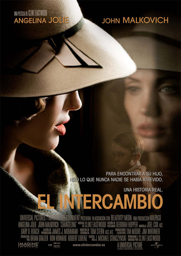 Cartel de el Intercambio Changeling