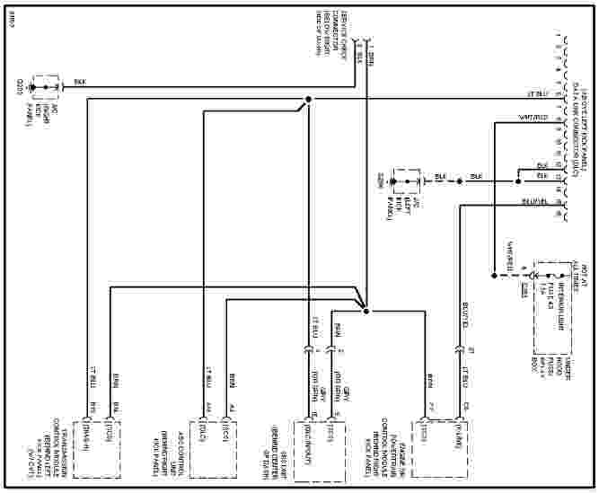 1997 Honda Civic Wiring Diagram