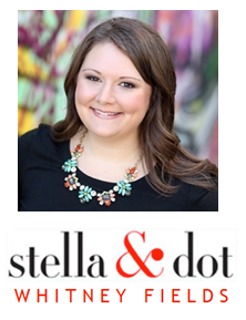 Whitney Fields, Stella & Dot Founding Leader, Associate Director and Stylist