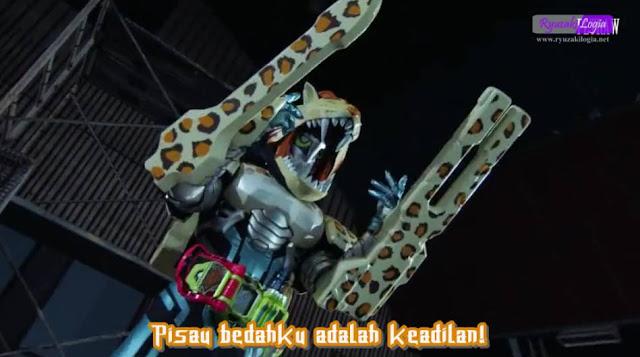 "Kamen Rider Ex-Aid ""Tricks"": Kamen Rider Brave - Survive! Kebangkitan! Pasukan Rider Binatang! Subtitle Indonesia"