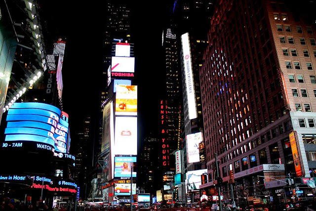 Image Attribute: Times Square, New York City / Photography by Rahul Guhathakurta / All Rights Reserved.