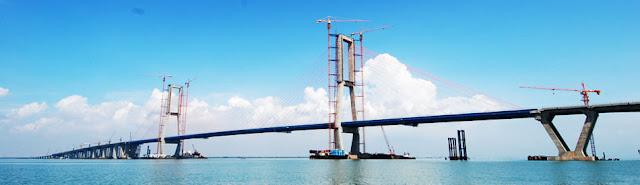 Sejarah Pembuatan Jembatan Suramadu
