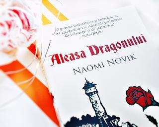 Aleasa Dragonului - Uprooted - Naomi Novik - review