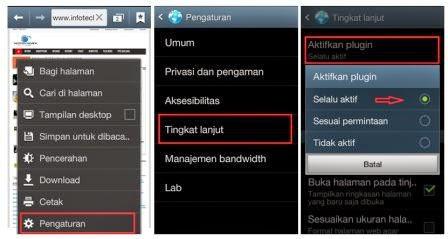 Cara Instal Flash Player di Android Dengan Mudah dan Cepat