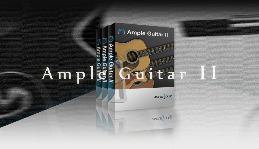 Ample Guitar Update