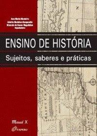 livro ensino de história