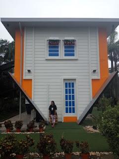 Rumah Terbalik Kuala Lumpur, Malaysia