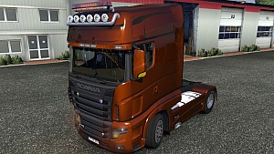 Scania R700 updated