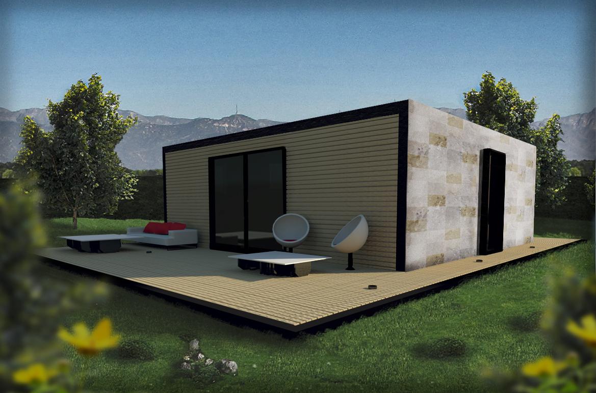 Arquitectura moderna y mas cosas art culo de el pais - Casas economicas y modernas ...