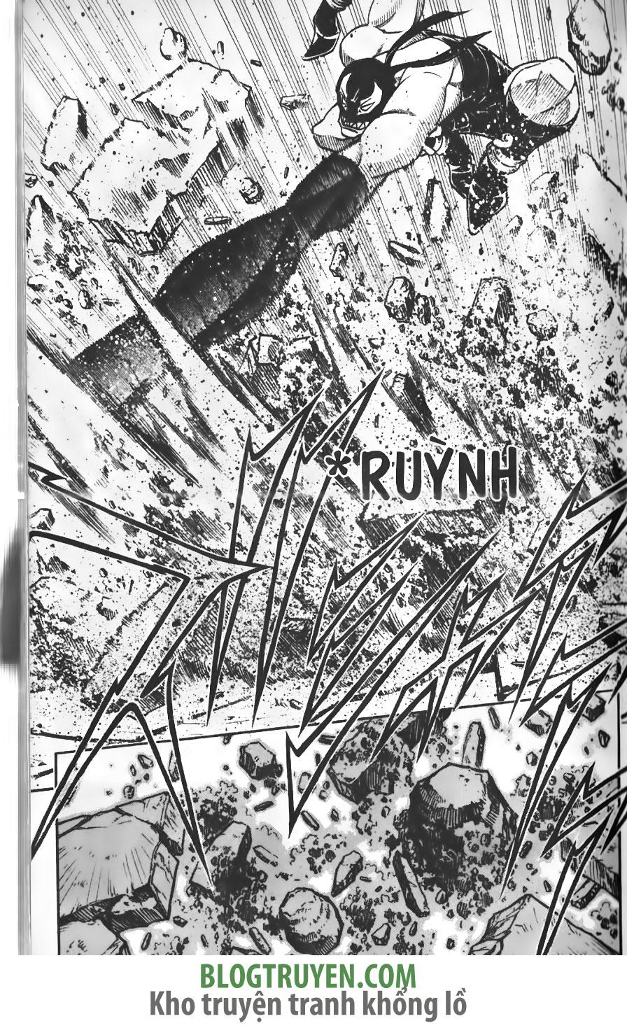 Rurouni Kenshin chap 197 trang 18