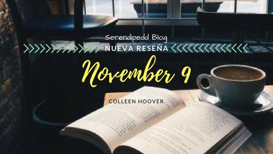 Reseña #40 | November 9