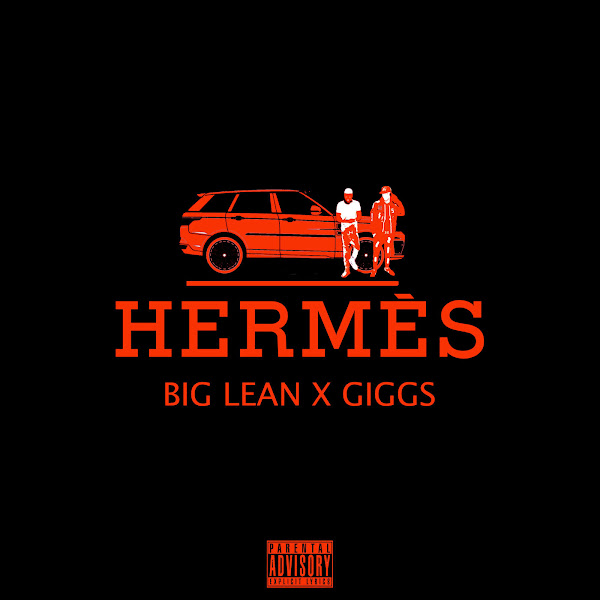 Big Lean & Giggs - Hermes - Single Cover