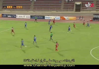 التردد الجديد لقناة عمان مباشر oman mubasher على النايل سات