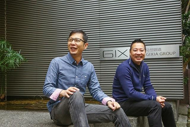 奇想創造董事長謝榮雅×勝義科技營運長林宏儒:拿掉產業封閉的高牆,勇敢跨出去(下)