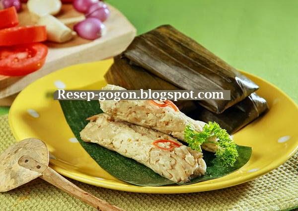 Resep Pepes Tahu Jamur