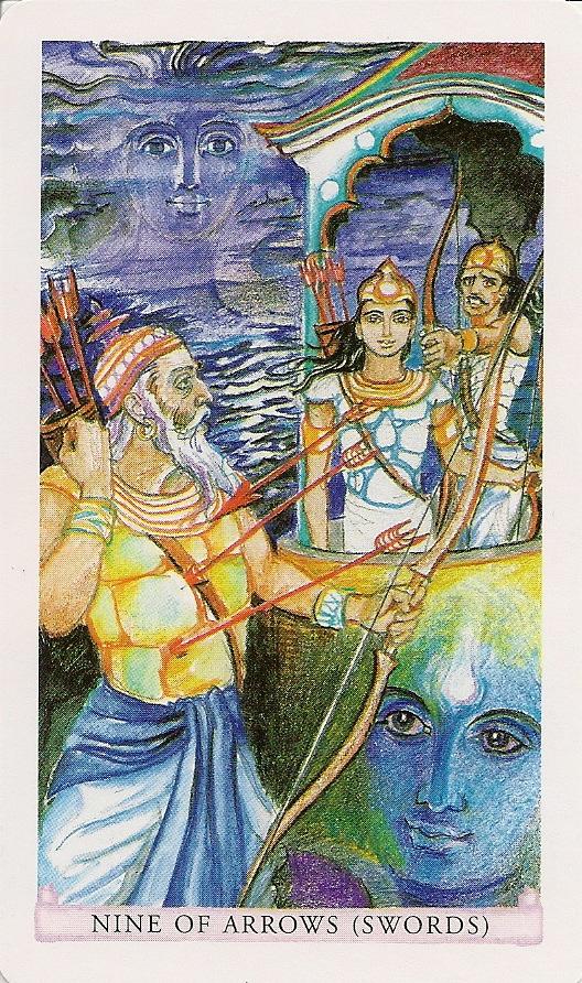 Eno's Tarots: Sacred India Tarot