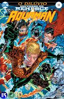 DC Renascimento: Aquaman #13