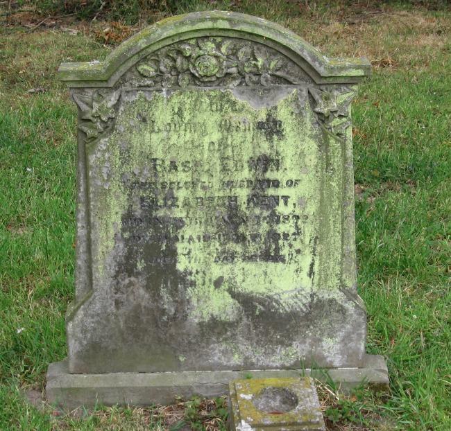 Headstone-Basil-Edwin-and-Elizabeth-Kent-Mendlesham-Suffolk