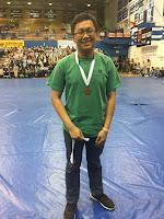 Catholic's Science Olympiad Team Successful in Huntsville 5