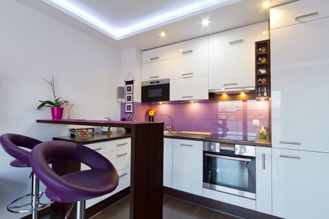 Mutfak dekorasyonuna örnekleri