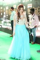 Telugu Actress Angela Krislinzki in transparent top at IIFA Awards 2017 Exclusive 54.JPG