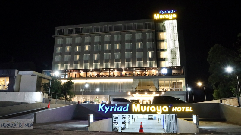 Hotel di Banda Aceh, Kyriad Muraya Aceh