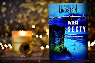 """Mariette Lindstein - """"Dzieci sekty"""" Wyspa Mgieł #3"""