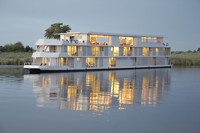 Luxury River Boat│Safari Cruise 1