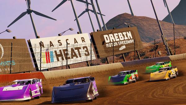 NASCAR Heat 3 Full Version