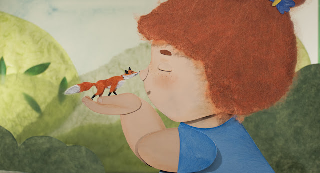 ASIFA Hrvatske - The Teeny Weeny Fox, Sylwia Szkiladz, Aline Quertain