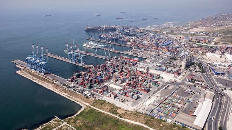 Ο σιδηροδρομικός «δρόμος του μεταξιού» στα Τουρκικά λιμάνια