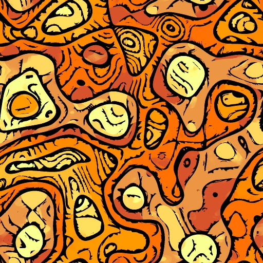 Free Abstract Tri-Color Patterns for Photoshop and Elements | DesignEasy
