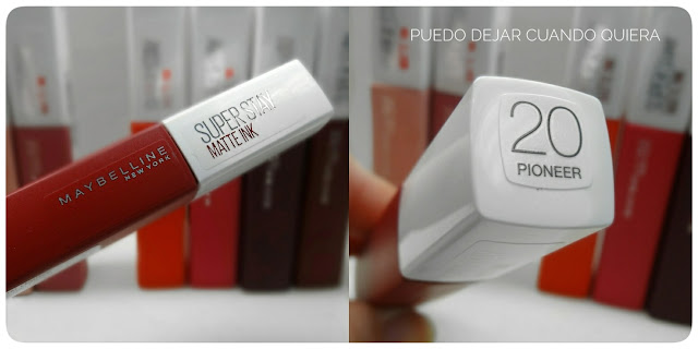 Super Stay Matte Ink Pioneer