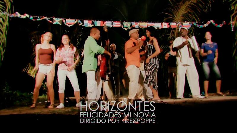Horizontes - ¨Felicidades mi novia¨ - Videoclip - Dirección: Enrique Velázquez - Marcos Poppe. Portal del Vídeo Clip Cubano